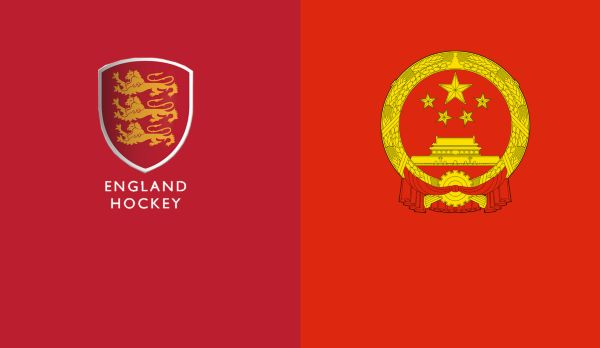 England - China am 30.11.