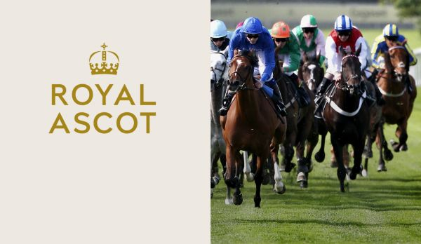 Royal Ascot: Tag 2 am 19.06.
