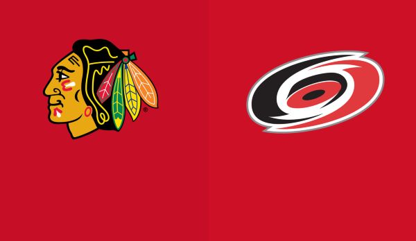 Blackhawks @ Hurricanes am 26.10.