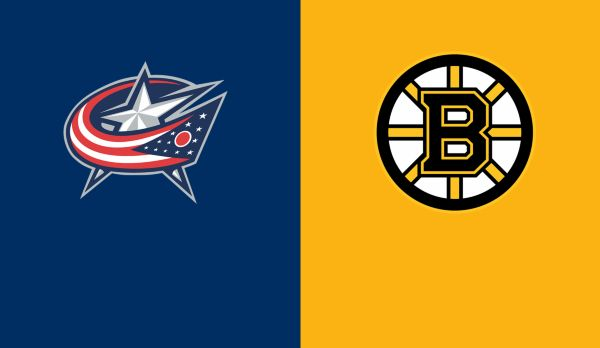 Blue Jackets @ Bruins (Spiel 1) am 26.04.
