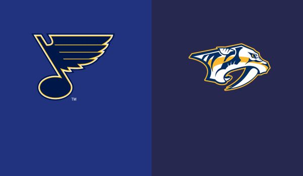 Blues @ Predators am 10.02.
