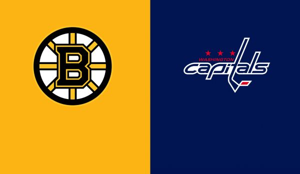 Bruins @ Capitals am 04.10.