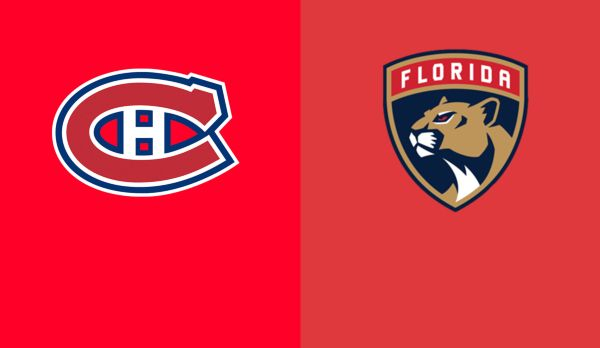 Canadiens - Panthers am 08.03.