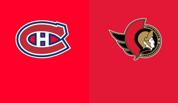 Canadiens @ Senators am 12.01.