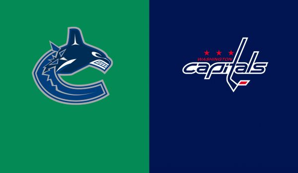Canucks @ Capitals am 23.11.
