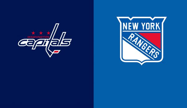 Capitals @ Rangers am 27.03.
