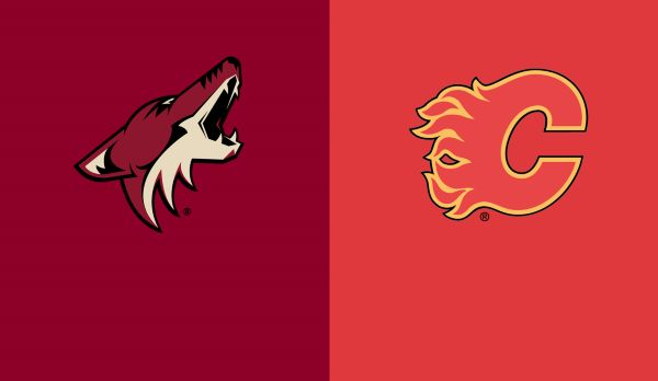 Coyotes @ Flames am 18.02.