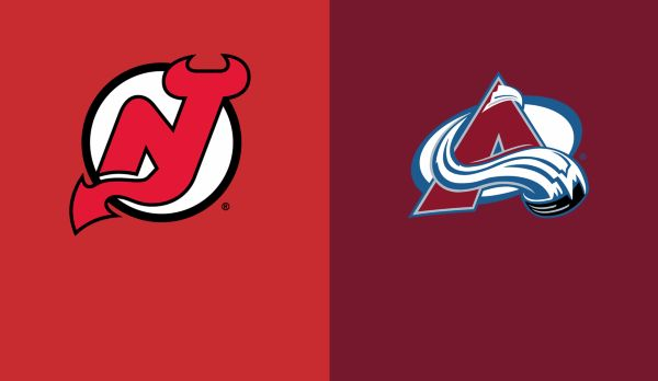 Devils @ Avalanche am 17.03.
