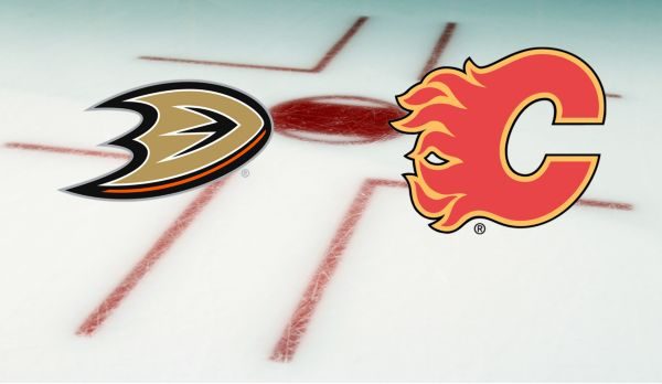 Ducks @ Flames am 22.03.