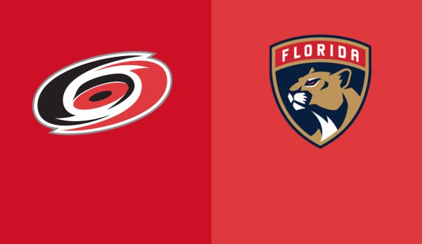 Hurricanes @ Panthers am 23.04.