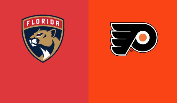 Panthers @ Flyers am 14.11.