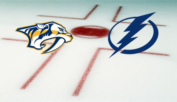 Predators @ Lightning am 02.04.