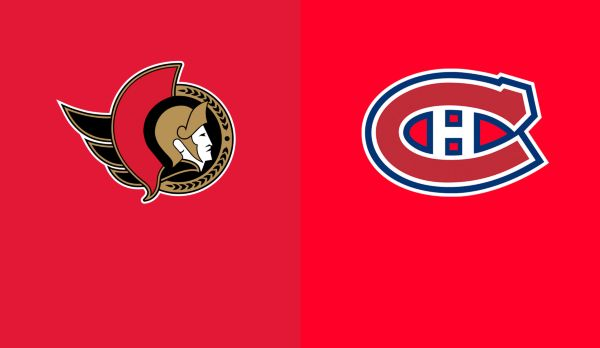 Senators @ Canadiens am 04.02.