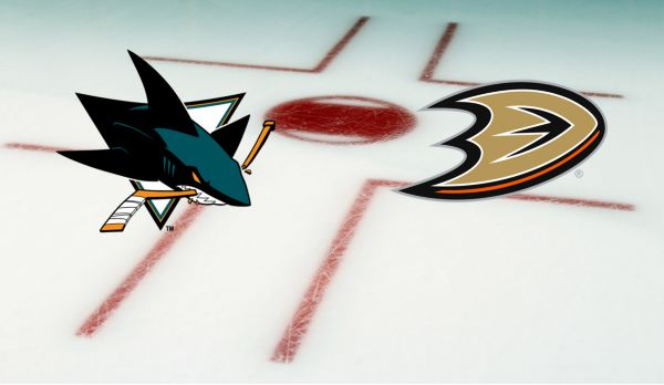 Sharks @ Ducks am 12.02.