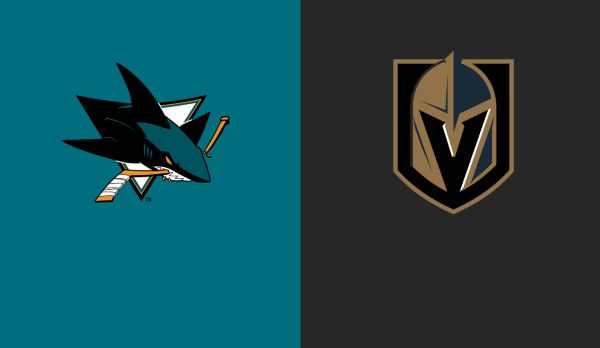 Sharks @ Golden Knights am 03.10.