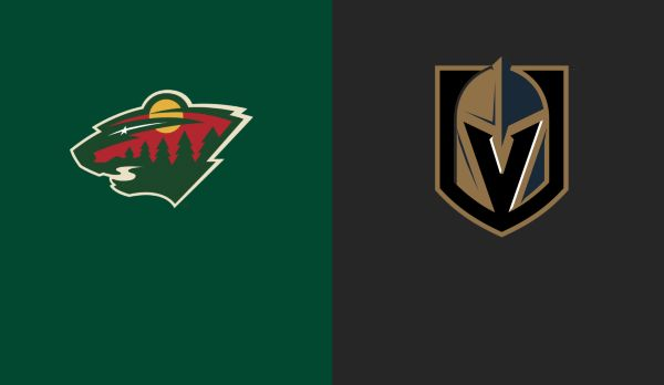 Wild @ Golden Knights am 30.03.