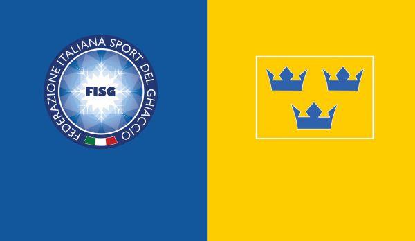 Livestream Italien Schweden