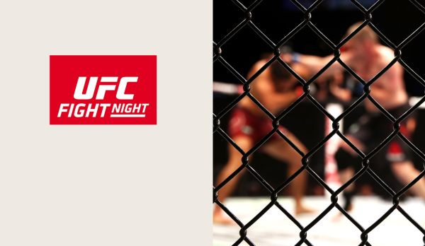 Fight Night: Jacare vs Hermansson am 28.04.