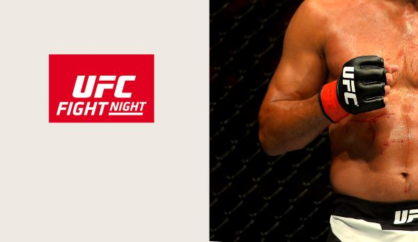 Fight Night: Magomedsharipov vs Kattar am 09.11.