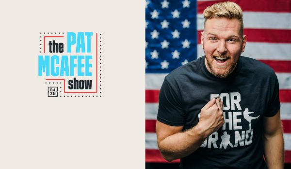 The Pat McAfee Show: 15. November am 15.11.