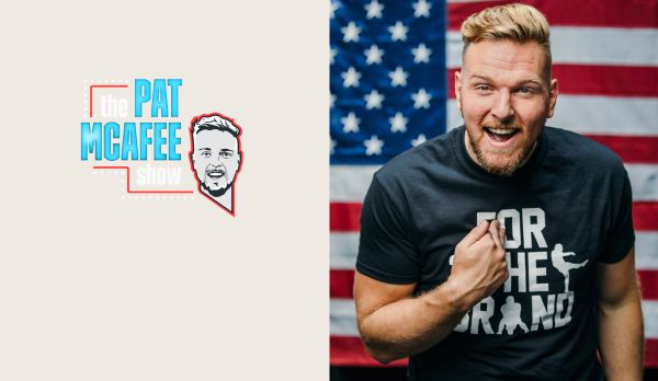The Pat McAfee Show: 25. September am 25.09.