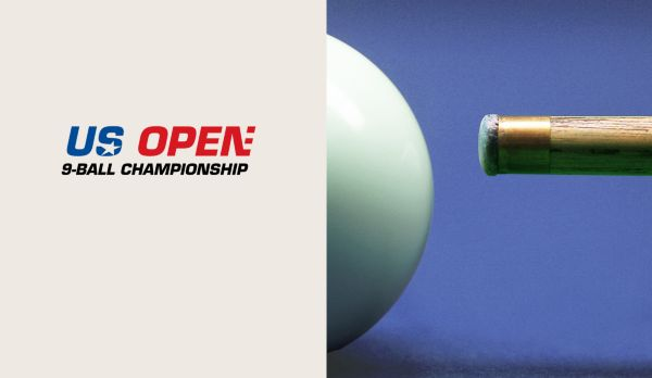 US Open 9-Ball Championship - Tag 1 - Session 2 am 24.04.