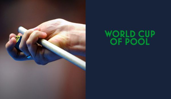 World Cup of Pool: Tag 1 - Session 1 am 15.05.