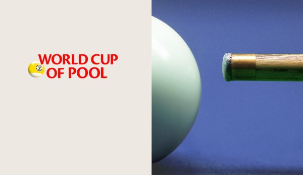 World Cup of Pool: Viertelfinale - Session 1 am 19.05.