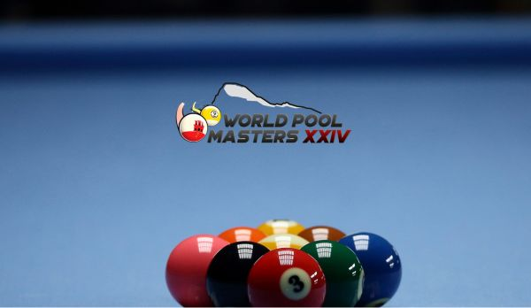 World Pool Masters: Tag 2 - Session 1 am 03.03.