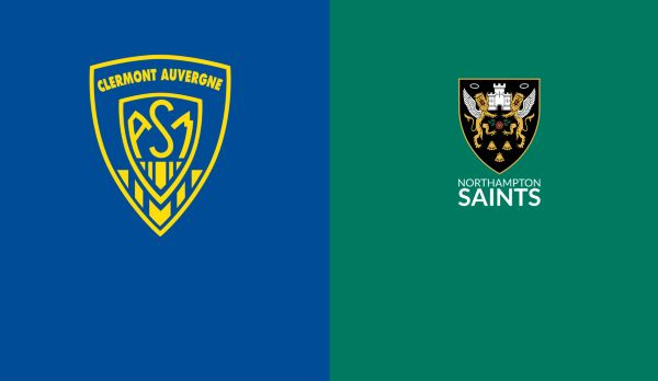 Clermont - Northampton am 31.03.