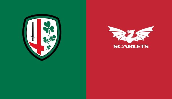 London Irish - Scarlets am 18.01.