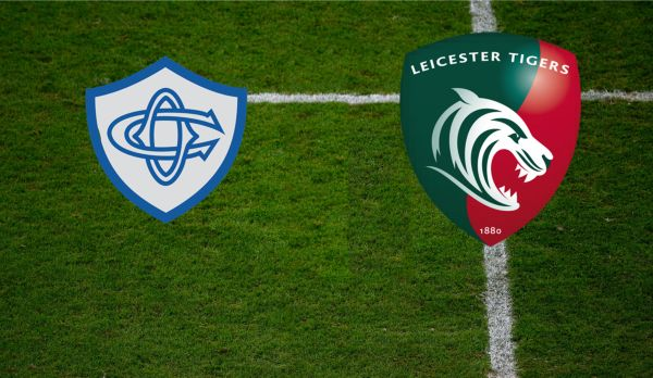 Castres - Leicester am 14.01.