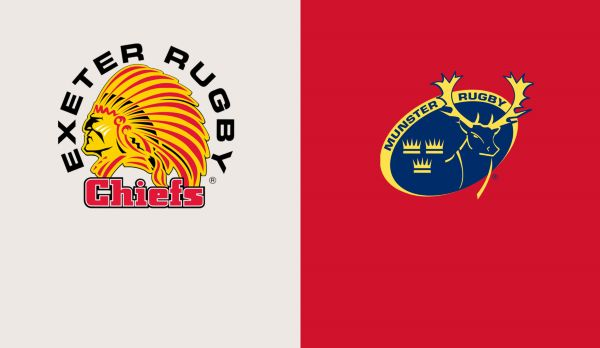 Exeter - Munster am 13.10.