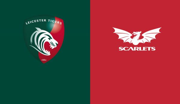 Leicester Tigers - Scarlets am 19.10.
