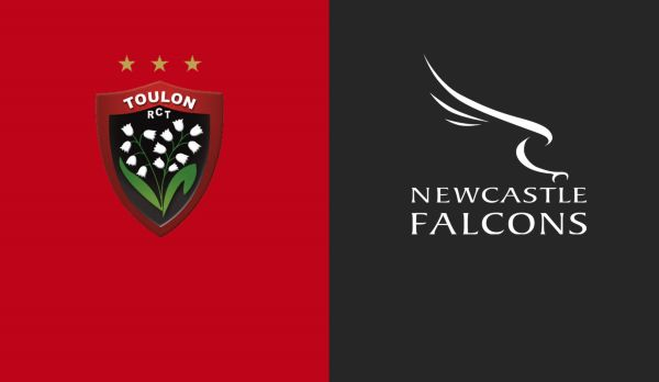 Toulon - Newcastle am 14.10.