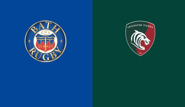 Bath Rugby - Leicester Tigers am 30.12.