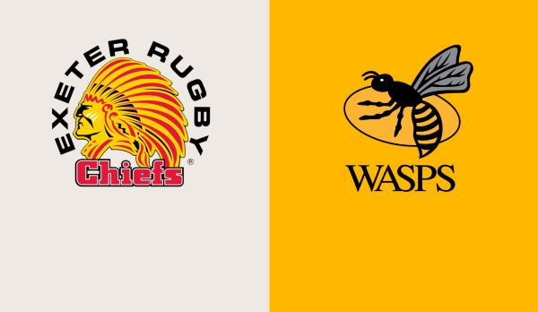Exeter - Wasps am 14.04.