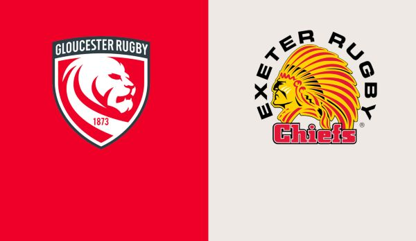 Gloucester - Exeter am 15.02.