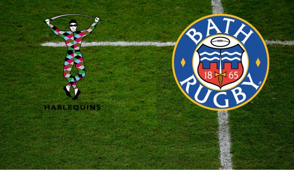 Harlequins - Bath am 02.03.