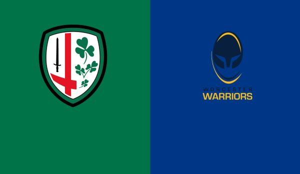 London Irish - Worcester am 25.02.