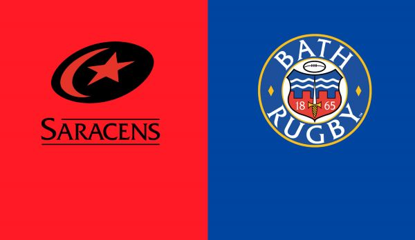 Saracens - Bath am 15.04.