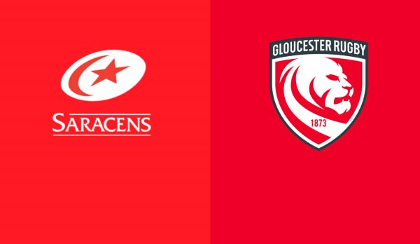 Saracens - Gloucester am 25.05.