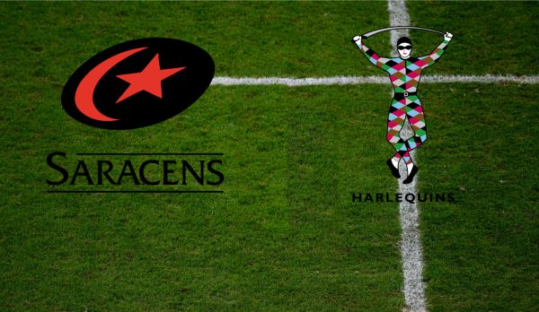 Saracens - Harlequins am 24.03.