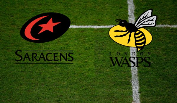 Saracens - Wasps am 19.05.