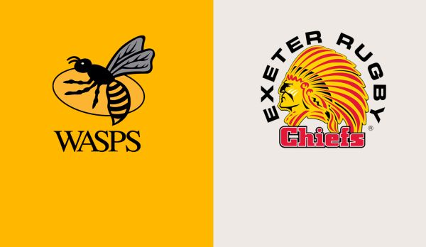 Wasps - Exeter am 08.09.