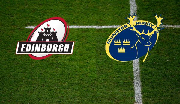 Edinburgh - Munster am 16.03.