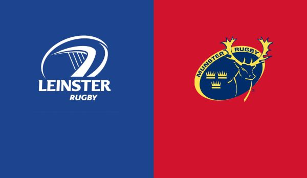 Leinster - Munster am 18.05.