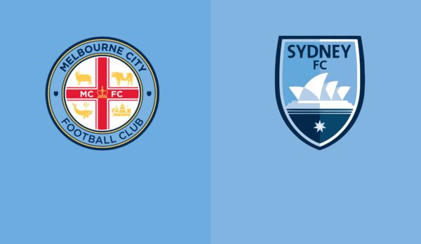 Melbourne City - FC Sydney am 02.11.
