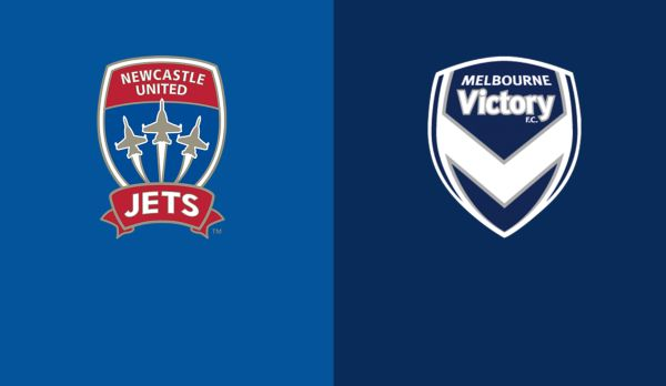 Newcastle - Melbourne Victory am 05.05.