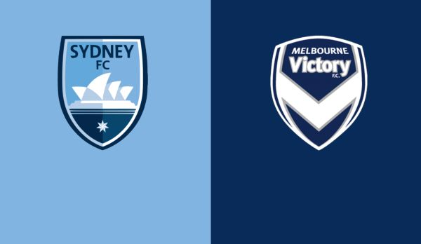 Sydney - Melbourne Victory am 12.05.